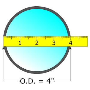 How to Measure Outside Diameter