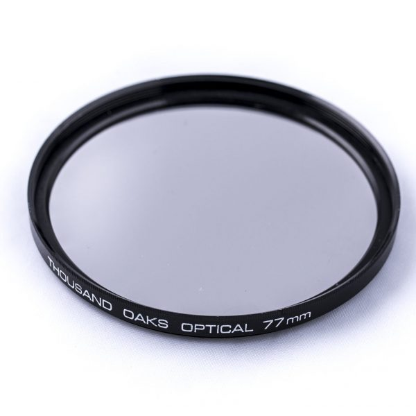 Thousand Oaks Optical SolarLite Threaded Camera Filter